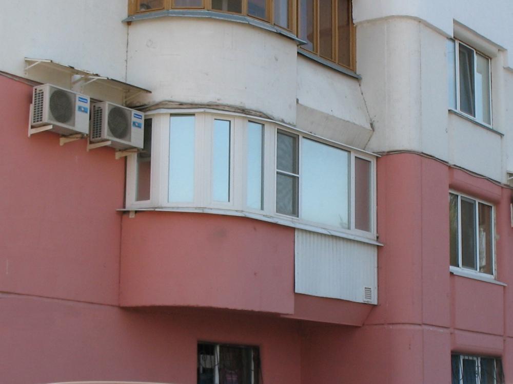 Наши работы - пластиковые окна в самаре.